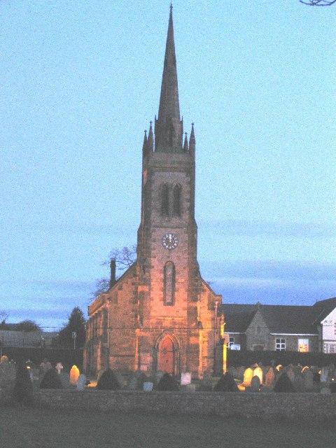 St John the Baptist, Pen-y-Mynydd