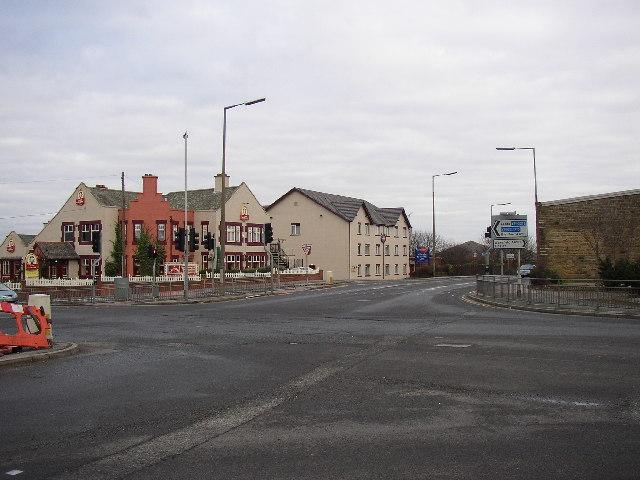 Bruntcliffe Crossroads, Morley