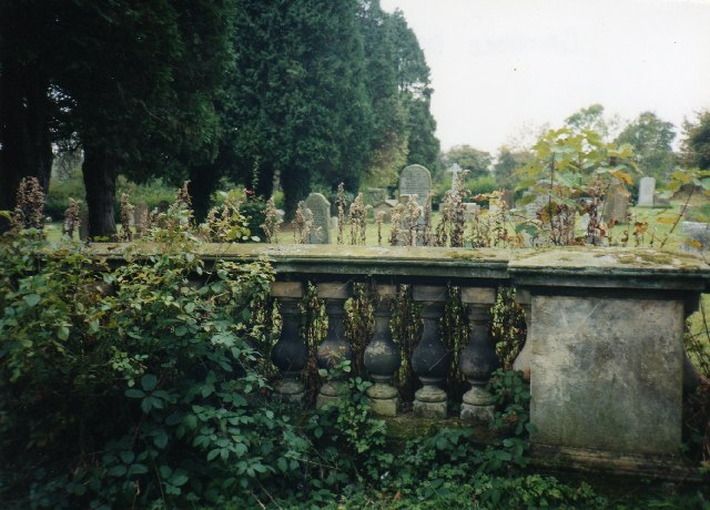 Cemetery at Gainford
