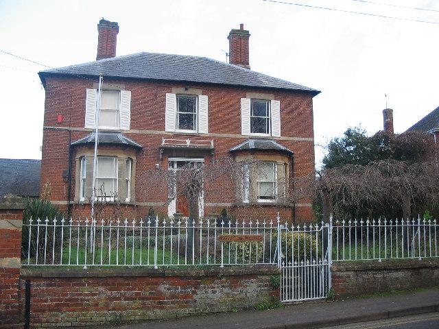 Royston House
