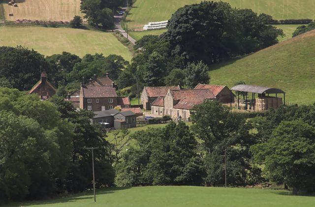 Church Houses, Farndale