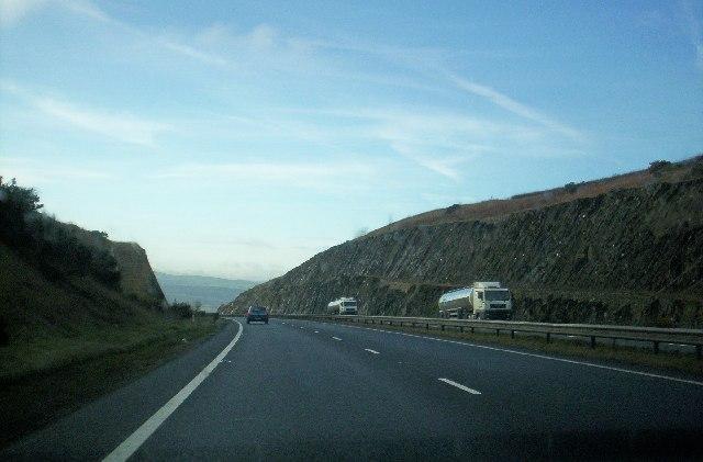 Rhuallt hill