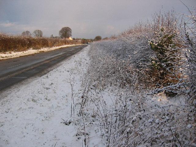 Road to Cherry Burton