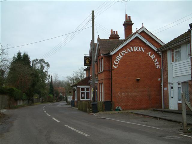The Coronation Arms, Swampton