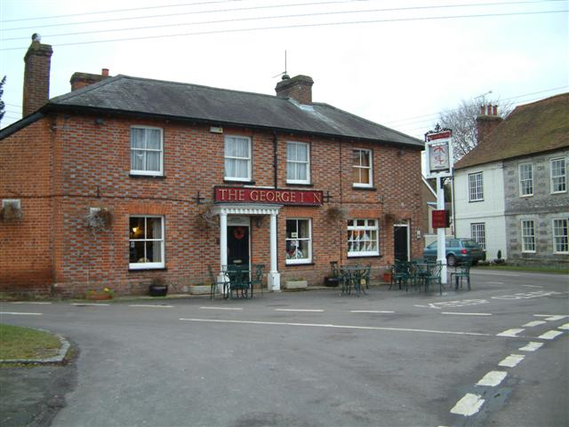 The George Inn, St. Mary Bourne