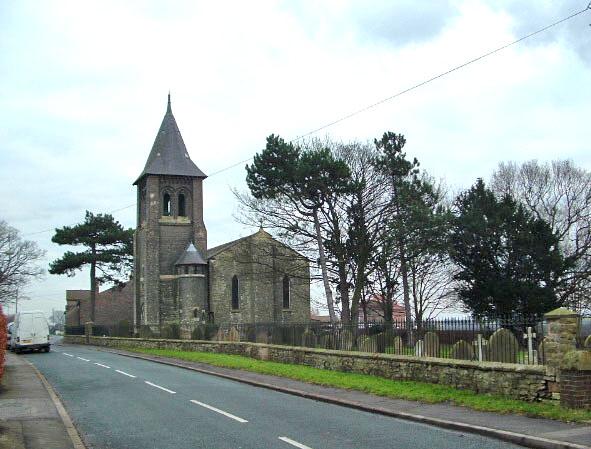 Chapel Haddlesey Church