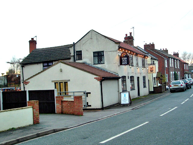 The Jug Inn, Chapel Haddlesey