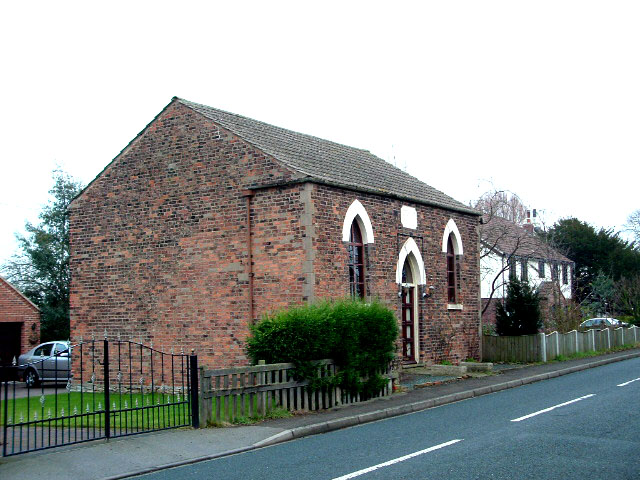 The Old Methodist Chapel, Chapel Haddlesey