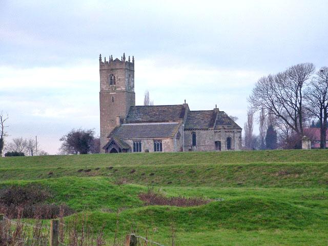Birkin Church, Birkin Village