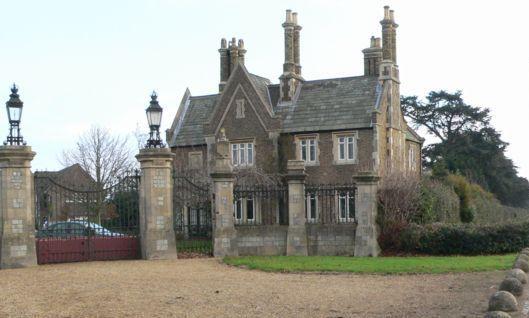 Albert Lodge, Windsor.