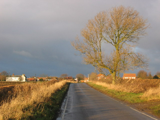 Looking to North Frodingham