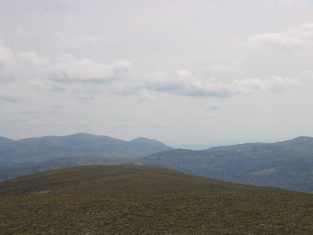 Southern ridge of An Sgarsoch