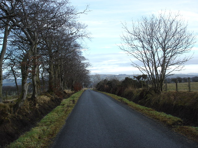 Country Lane ,West Lothian