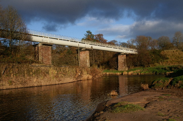 Viaduct over the River Endrick