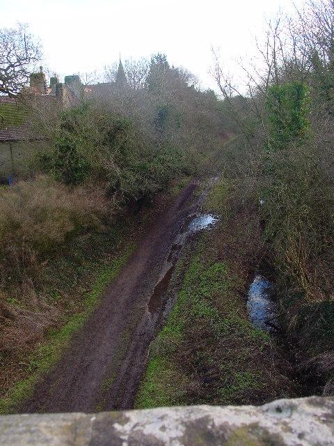 Oakmoor to Denstone Disused Railway Line