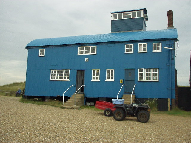 Old Lifeboat House, Blakeney Point