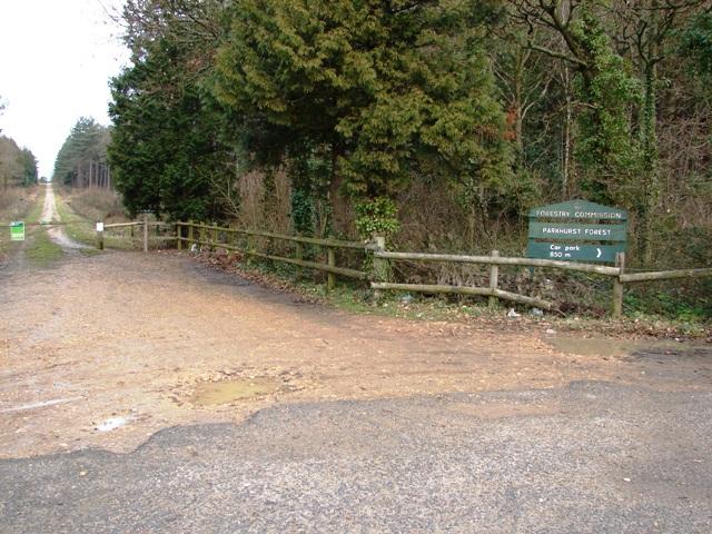 Tuckers Gate
