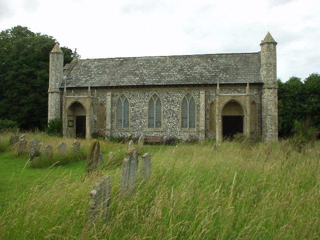St Margaret's Church, Thorpe Market