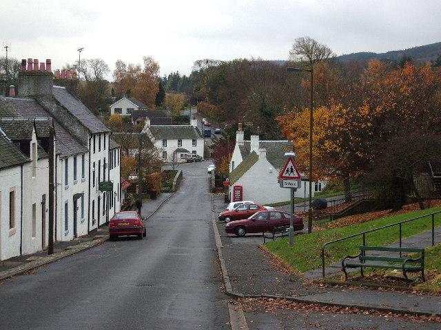 Gargunnock Village