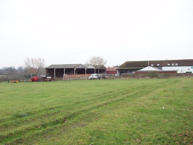 Joel Street Farm, Eastcote
