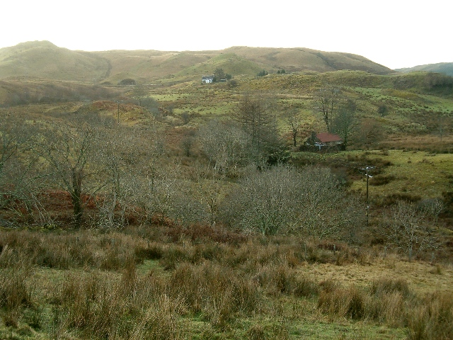 Remote cottages
