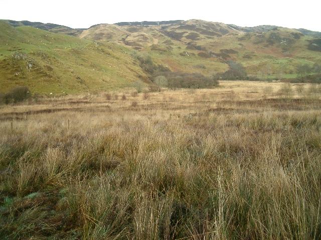 Gleann Domhainn near Kilbride Farm