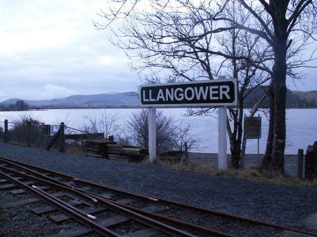 Llangower Station