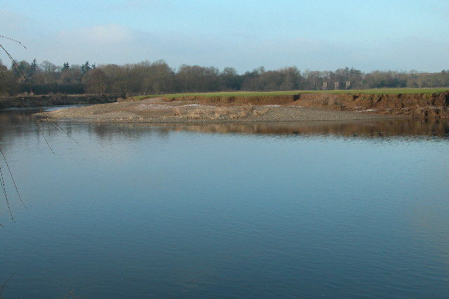 The River Wye and Backney Common