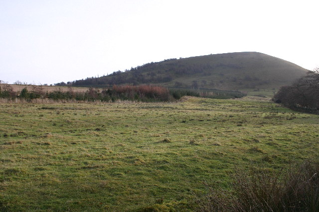 Old Rifle Range Great Mell Fell
