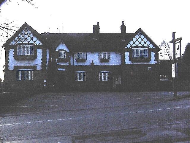 The Goshawk pub, Mouldsworth