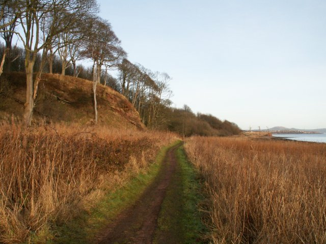 Fife Coastal Path by Wemyss