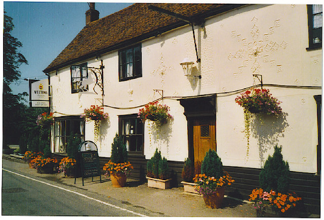 The White Horse, Pleshey