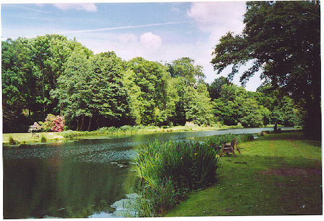 Chilworth, Gunpowder Mill Pond