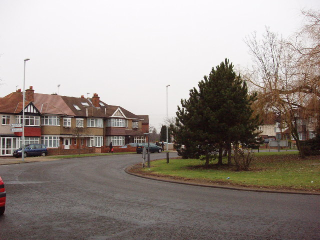 Ruislip Manor houses