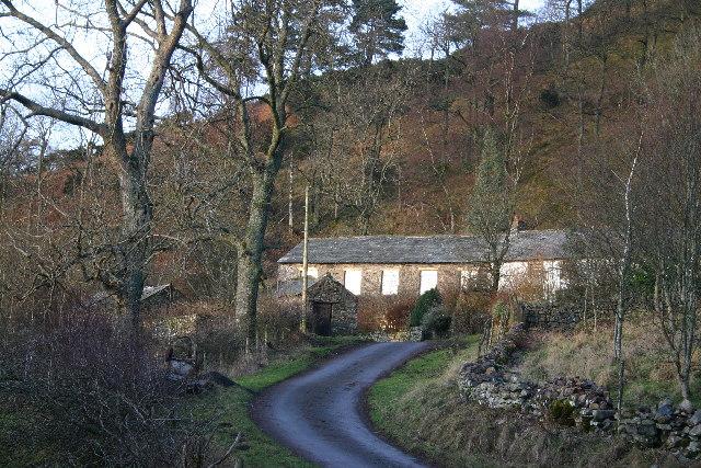 Cottages, Lowthwaite
