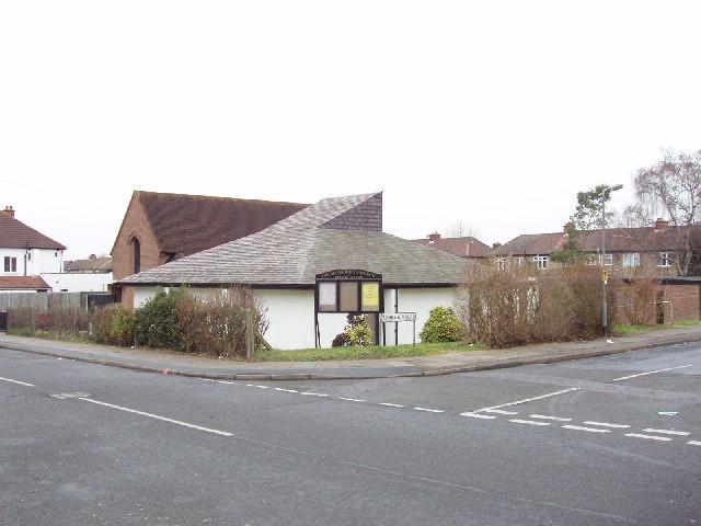 Ruislip Manor Methodist Church