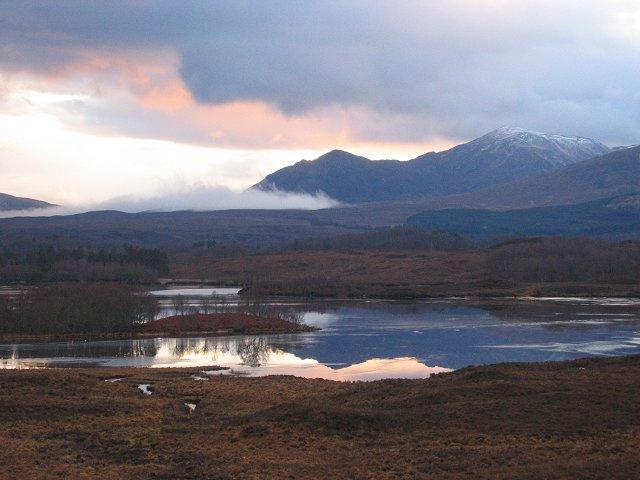 Loch Lundie.