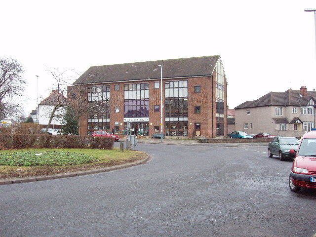 Ruislip Manor Library