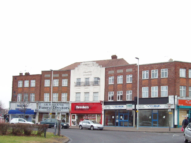 Ruislip Manor shops