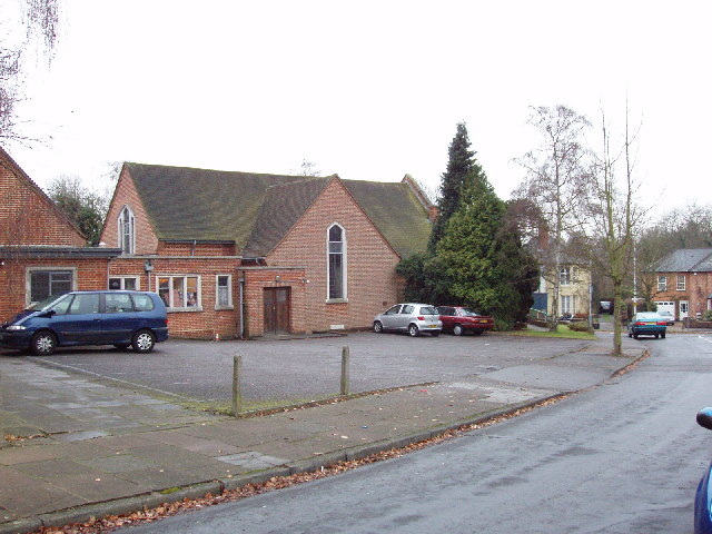 Eastcote Methodist Church