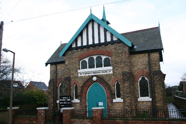 Hensall Methodist Church