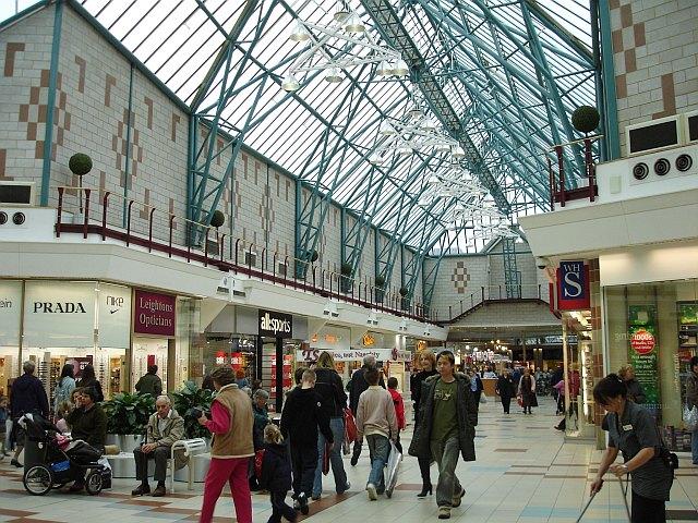 Hempstead Valley shopping centre