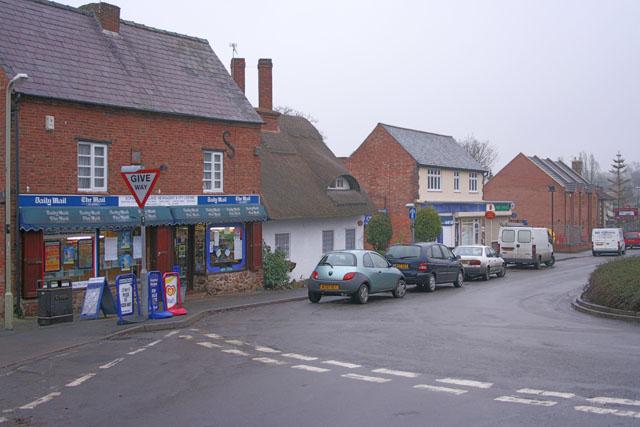 Main Street, Scraptoft near Leicester