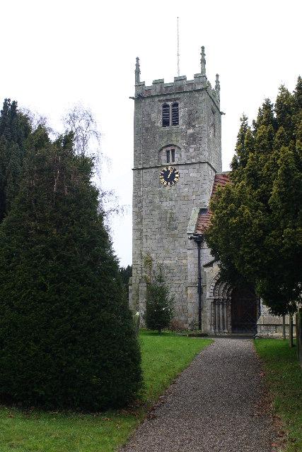 Stillingfleet church