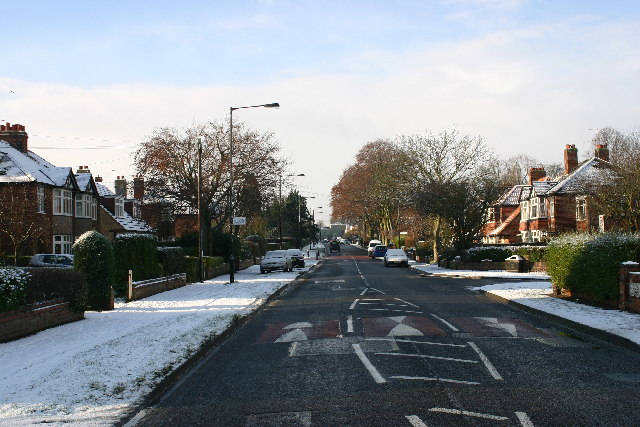 Heslington Lane, Fulford, York