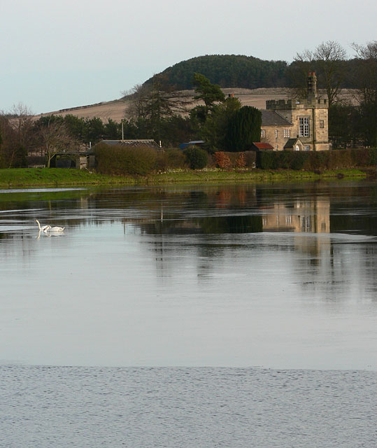Whittle Dean Reservoir, Northumberland
