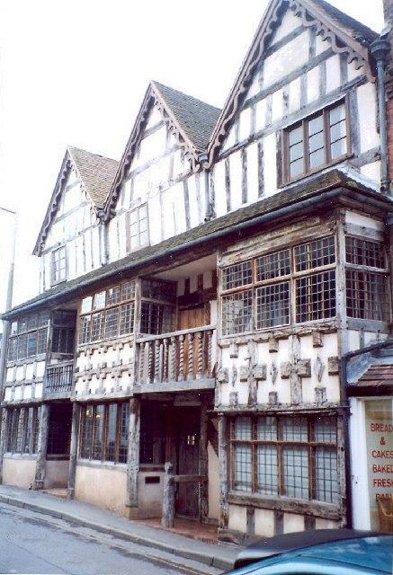 Raynalds's Mansion, Much Wenlock