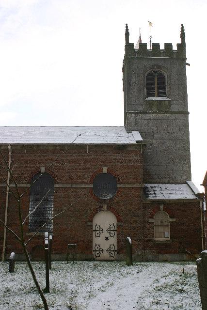 Wheldrake church