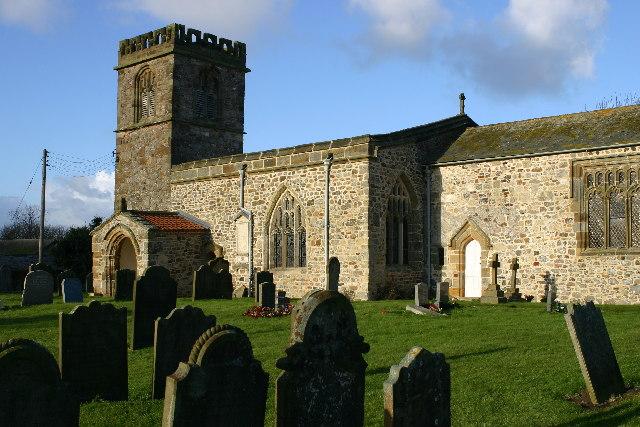 Barmston church