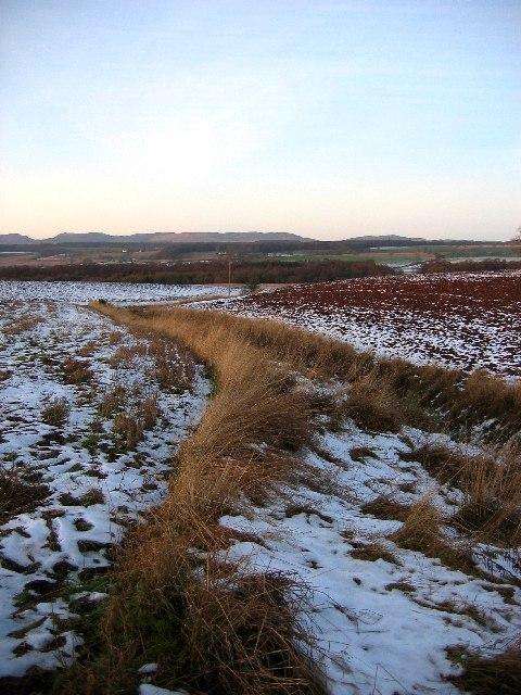 Field Drain, Greenhill, Methven